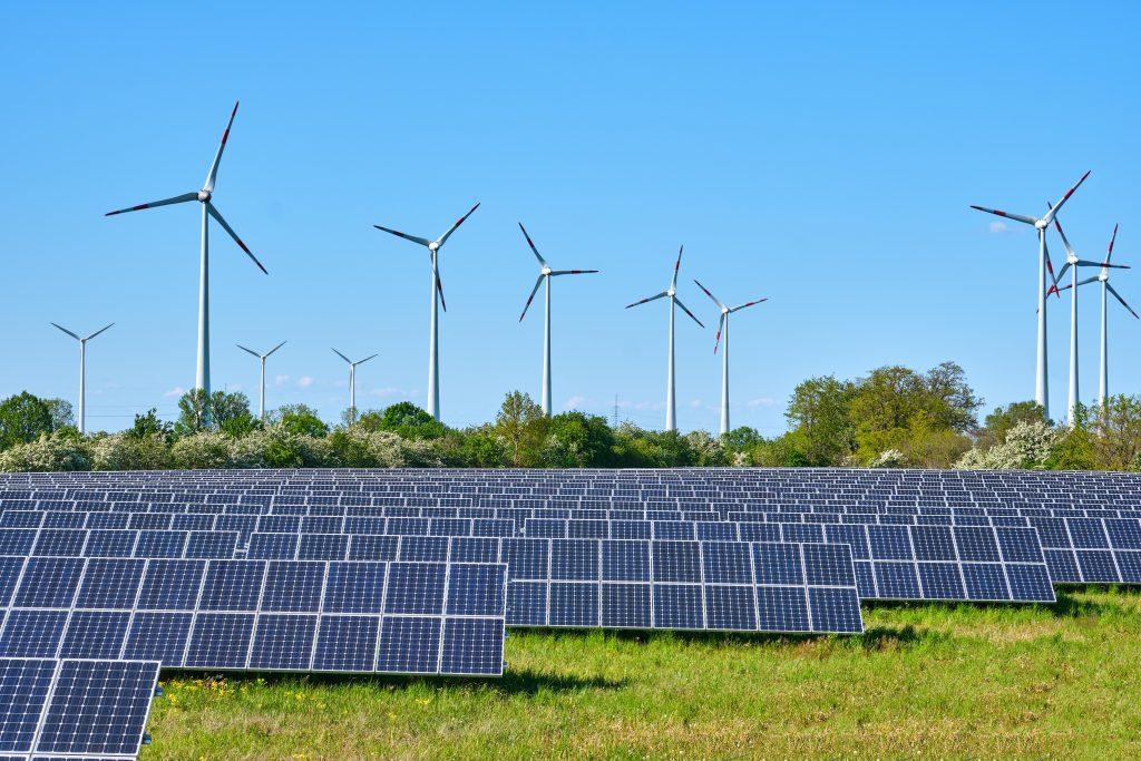 Energias renovables en España 2020